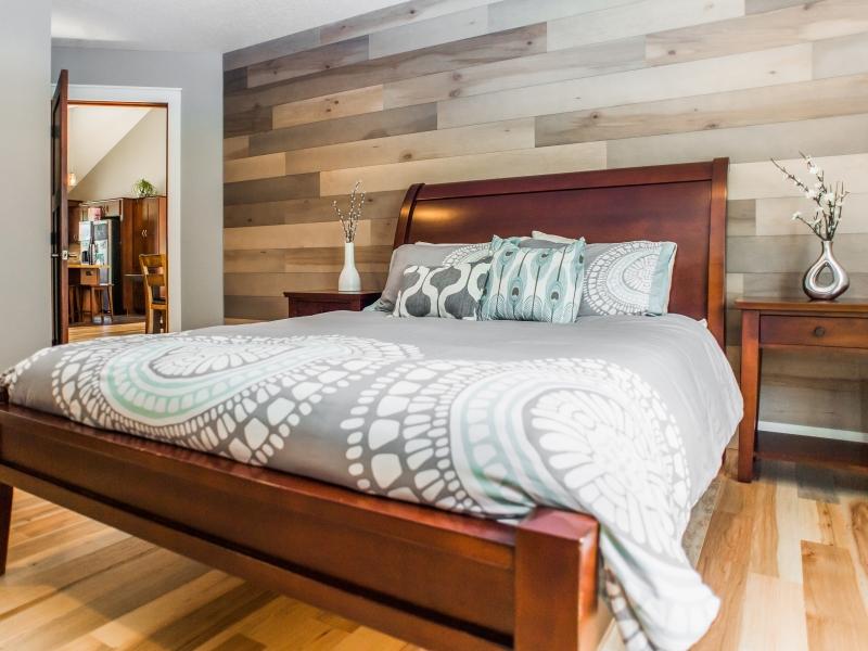 Plankwise Bedroom